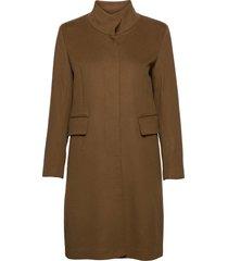 cashmere coat w - parker 3 yllerock rock brun sand
