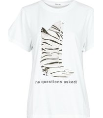 t-shirt korte mouw replay w3509d