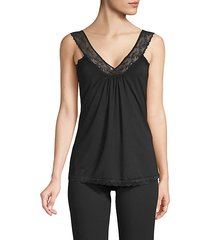 embroidered lace camisole