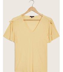 camiseta amarillo patprimo