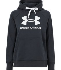 huvtröja rival fleece logo hoodie