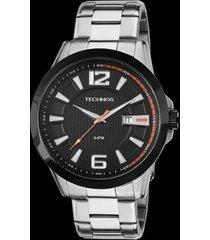 relógio technos masculino 2115knv1p