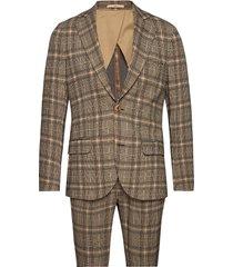 2222lorentzen-2121bloch kostym brun bertoni