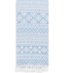 linum home sea breeze pestemal beach towel bedding