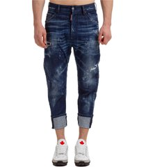 jeans uomo combat