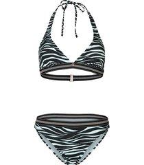 brunotti xiu-zebra women bikini -