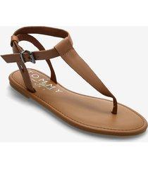 essential toe post flat sandal shoes summer shoes flat sandals tommy hilfiger
