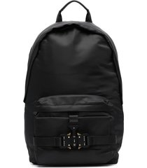 1017 alyx 9sm buckle-detail backpack - black