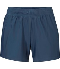 pantaloncino da bagno con slip integrato (blu) - bpc bonprix collection