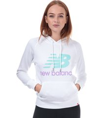 womens essentials pullover hoody