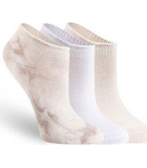 women's low cut socks, pack of 3