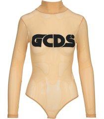 gcds new logo bodysuit