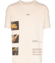 a-cold-wall* glass blower t-shirt - neutrals