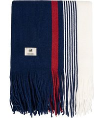 bufanda azul mistral premium sixto 1