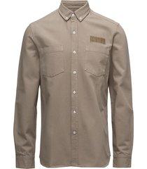 bear shirt - olive overhemd business beige forét