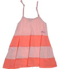 vestido multicolor cante pido coraline ii pastel