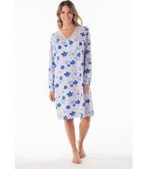 camisón azul mariené lady daisy