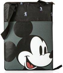 oniva by picnic time disney's mickey mouse vista picnic blanket tote