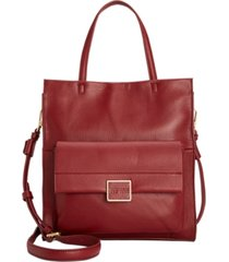 kenneth cole new york christie leather tote