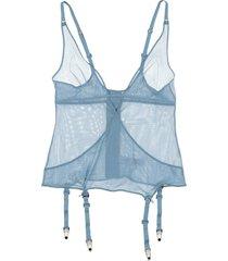 la perla bustiers, corsets & suspenders