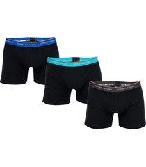 mens 3 pack organic cotton boxer briefs
