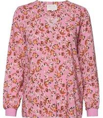 paxpw bl blouse lange mouwen roze part two
