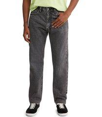 men's levi's men's 551(tm) z authentic straight jeans, size 36 x 32 - black