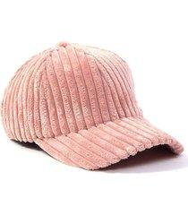 gorra rosa tropea microfibra