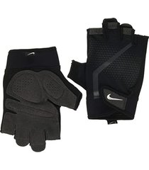 guantes nike ultimate fitness - negro