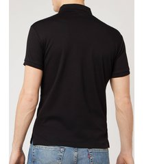 polo ralph lauren men's slim fit soft touch polo shirt - polo black - xxl
