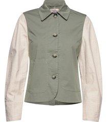 bex outerwear jackets utility jackets groen baum und pferdgarten