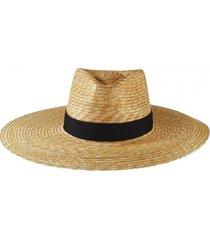 kapelusz natural straw teardrop