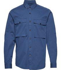 dean milis skjorta casual blå peak performance