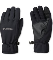 columbia men's ascender softscreen touchtone gloves