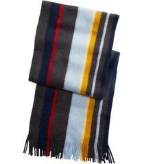 alfani men's striped scarf, created for macy's