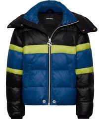jmartos jacket gevoerd jack zwart diesel