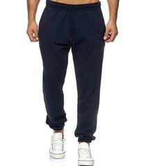 pantalon buzo modern azul marino uniforma