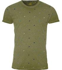 no excess t-shirt - modern fit - groen