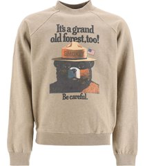 phipps smokey print sweatshirt