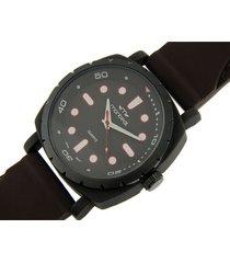 reloj marrón montreal
