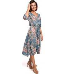 korte jurk style s227 spaghettiband topje met kant - model 1