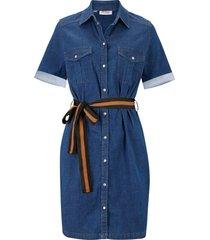 abito di jeans elasticizzato (blu) - john baner jeanswear