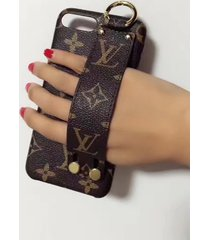 2017 summer ll monogram band leather style case apple iphone6/6s iphone6/6s plus