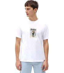 t-shirt korte mouw dickies dk0a4x9iwhx1