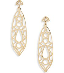 knotty teardrop earrings in gold at nordstrom