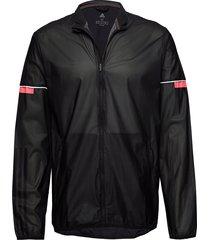 sport hybrid jk outerwear sport jackets zwart adidas performance