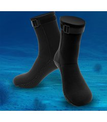 uomo donna 3mm neoprene calze outdoor sports diving sock