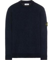 stone island chenille sweater
