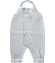 little bear light blue overall for babyboy