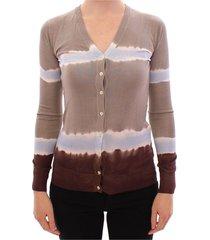 silk sweater cardigan trui top